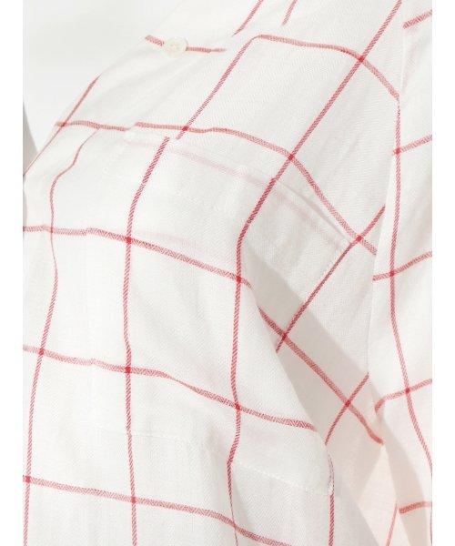 SNIDEL(スナイデル)/サイドボタンチェックシャツ/SWFB182075_img06