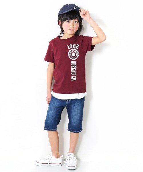 devirock(デビロック)/全20柄 プリント長袖Tシャツ カットソー/DT-246_img05