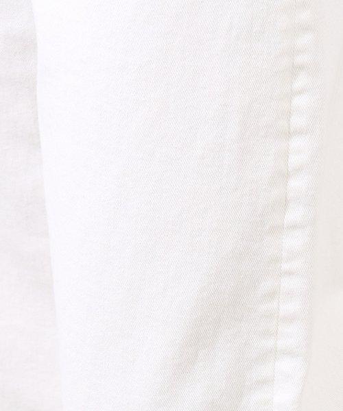 ROPE' mademoiselle(ロペ マドモアゼル)/【otonaMUSE 5月号掲載】ホワイトデニムストーンバイオワイドパンツ/GWS4814_img08
