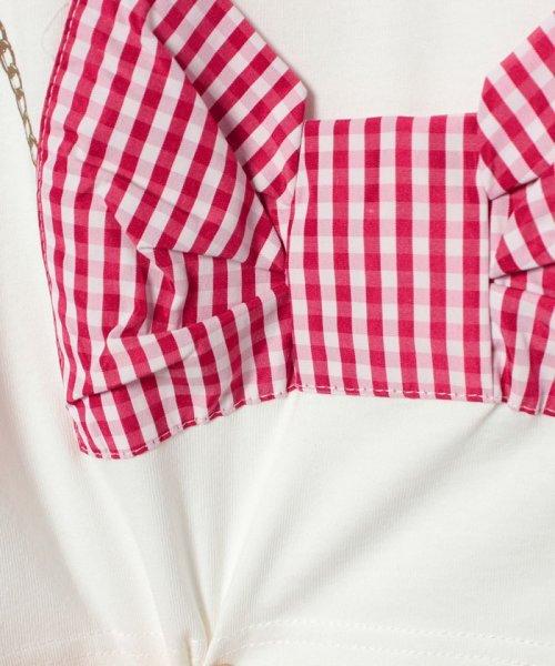 ANAP KIDS(アナップキッズ)/リボンモチーフTシャツ/0430301357_img03