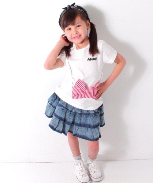 ANAP KIDS(アナップキッズ)/リボンモチーフTシャツ/0430301357_img06