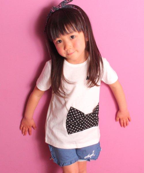 ANAP KIDS(アナップキッズ)/リボンモチーフTシャツ/0430301357_img08