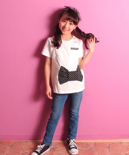 ANAP KIDS(アナップキッズ)/リボンモチーフTシャツ/0430301357_img09