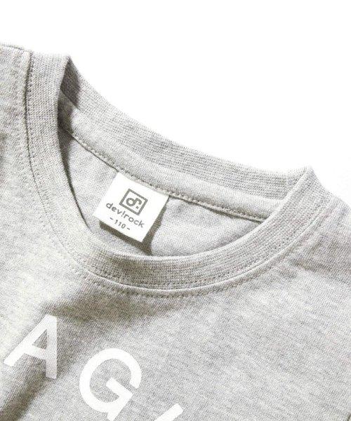 devirock(デビロック)/全20柄 プリント半袖Tシャツ カットソー/DT-248_img01