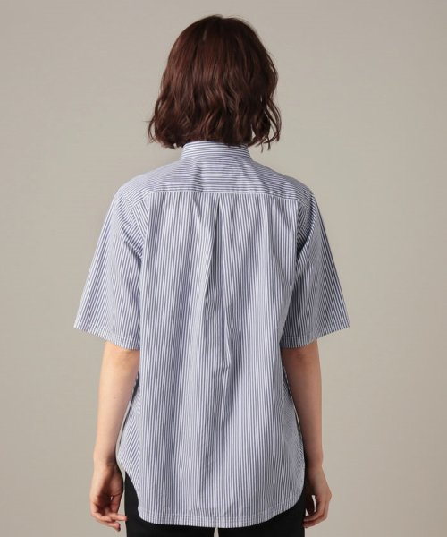 OLD ENGLAND(オールド イングランド)/WEB限定【OEPP】パジャマストライプシャツ/58406051_img06