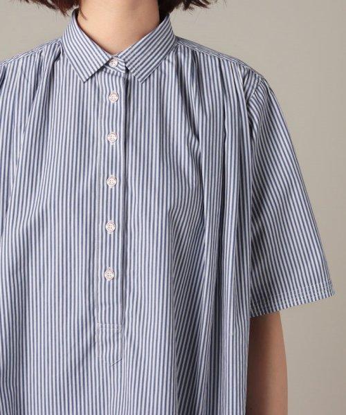 OLD ENGLAND(オールド イングランド)/WEB限定【OEPP】パジャマストライプシャツ/58406051_img07