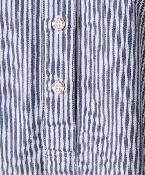 OLD ENGLAND(オールド イングランド)/WEB限定【OEPP】パジャマストライプシャツ/58406051_img09