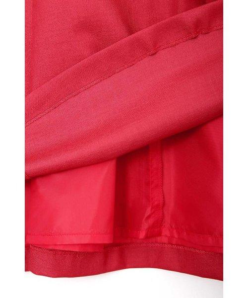 PROPORTION BODY DRESSING(プロポーション ボディドレッシング)/オザワルツツイルフレアスカート/1218120500_img16