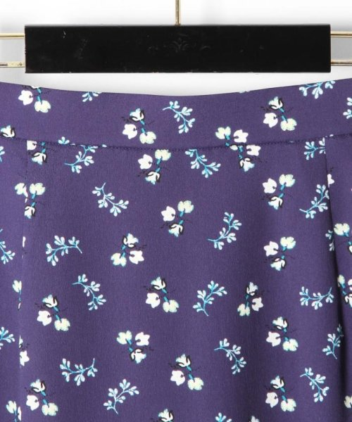 GRACE CONTINENTAL(グレースコンチネンタル)/小花ティアードスカート/18221139_img08