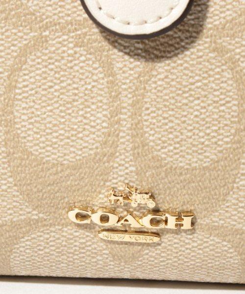 COACH(コーチ)/COACH OUTLET F23553 IMDQC 2つ折財布/F23553IMDQC_img06