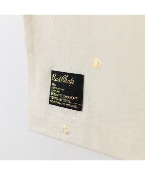 RADCHAP(ラッドチャップ)/RADCHAP×Champion箔CマークTシャツ/418206070_img05