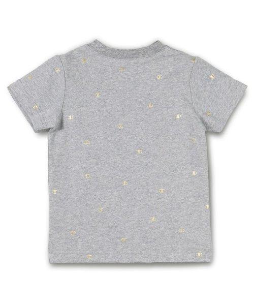 RADCHAP(ラッドチャップ)/RADCHAP×Champion箔CマークTシャツ/418206070_img06