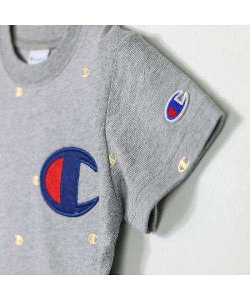 RADCHAP(ラッドチャップ)/RADCHAP×Champion箔CマークTシャツ/418206070_img09