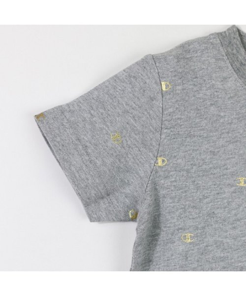 RADCHAP(ラッドチャップ)/RADCHAP×Champion箔CマークTシャツ/418206070_img10