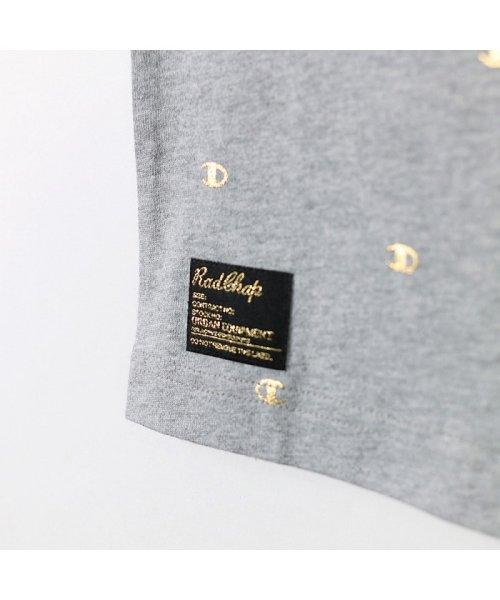 RADCHAP(ラッドチャップ)/RADCHAP×Champion箔CマークTシャツ/418206070_img11