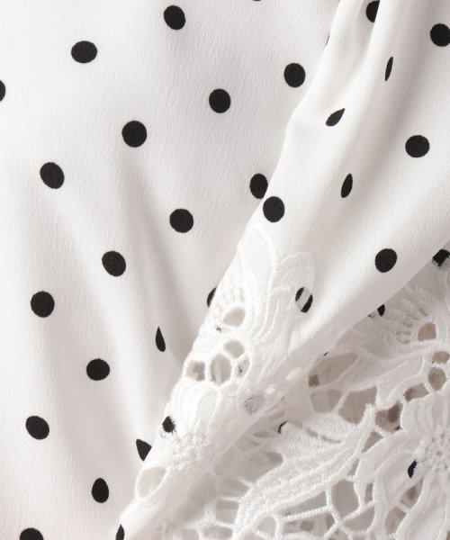 JUSGLITTY(ジャスグリッティー)/袖刺繍オフショルブラウス/48216140_img17