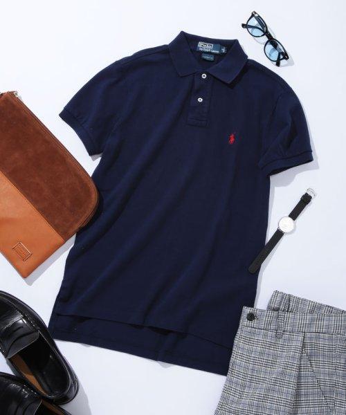 Polo Ralph Lauren(ポロラルフローレン)/ポロラルフローレン(メンズ) ポロシャツ 半袖/MNBLKNIM1P10017_img01