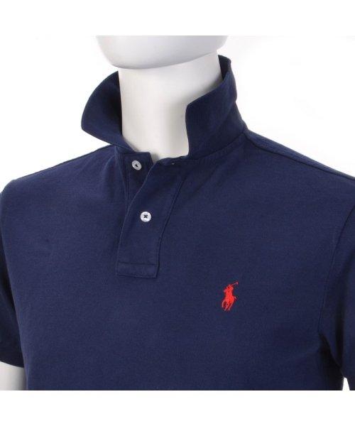 Polo Ralph Lauren(ポロラルフローレン)/ポロラルフローレン(メンズ) ポロシャツ 半袖/MNBLKNIM1P10017_img05