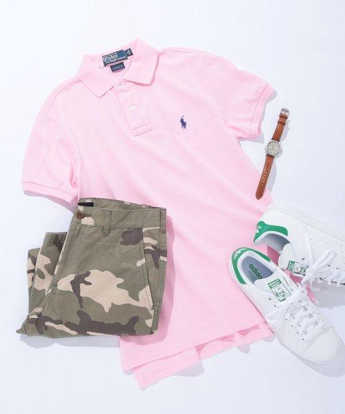 Polo Ralph Lauren(ポロラルフローレン)/ポロラルフローレン(メンズ) ポロシャツ 半袖/MNBLKNIM1P10017_img07