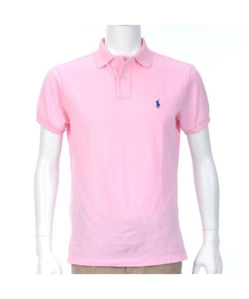 Polo Ralph Lauren(ポロラルフローレン)/ポロラルフローレン(メンズ) ポロシャツ 半袖/MNBLKNIM1P10017_img08