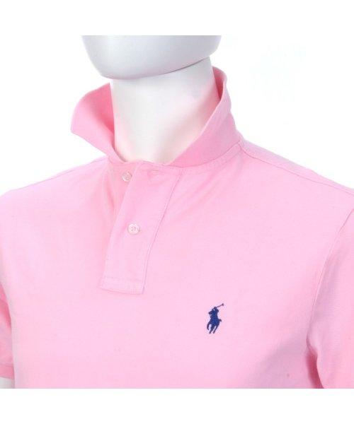 Polo Ralph Lauren(ポロラルフローレン)/ポロラルフローレン(メンズ) ポロシャツ 半袖/MNBLKNIM1P10017_img10
