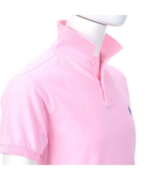 Polo Ralph Lauren(ポロラルフローレン)/ポロラルフローレン(メンズ) ポロシャツ 半袖/MNBLKNIM1P10017_img11