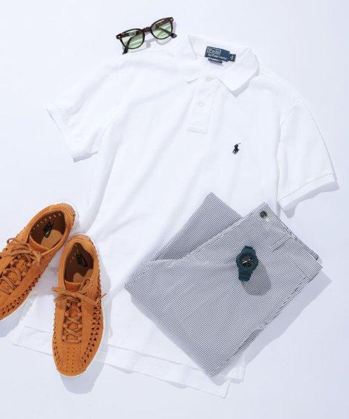 Polo Ralph Lauren(ポロラルフローレン)/ポロラルフローレン(メンズ) ポロシャツ 半袖/MNBLKNIM1P10017_img12