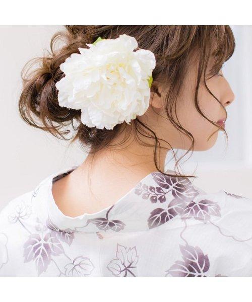 Dita(ディータ)/Dita【ディータ】1人で簡単に着られる作り帯の可愛い女性浴衣 4点フルセット(ゆかた・作り帯・下駄・着付けカタログ)/dl-2013yukata4_img51