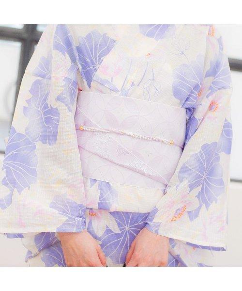 Dita(ディータ)/Dita【ディータ】1人で簡単に着られる作り帯の可愛い女性浴衣 4点フルセット(ゆかた・作り帯・下駄・着付けカタログ)/dl-2013yukata4_img79