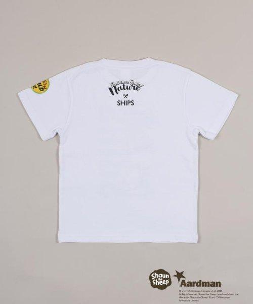 SHIPS KIDS(シップスキッズ)/SHIPS KIDS:ひつじのショーン ネイチャー TEEシャツ(80〜90cm)/512320382_img01
