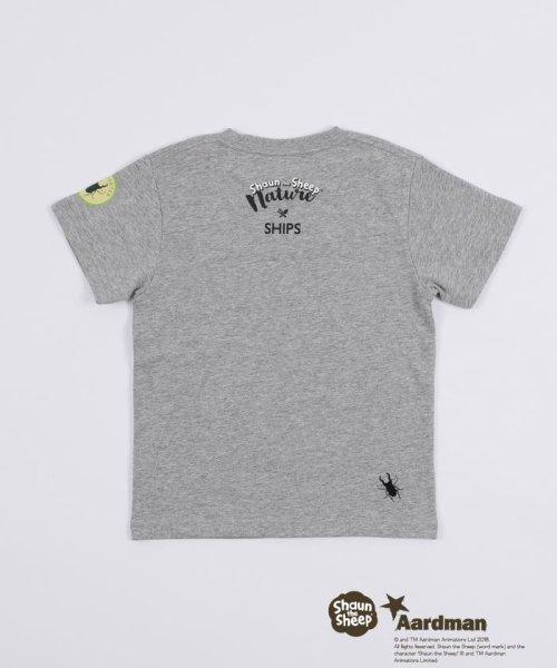 SHIPS KIDS(シップスキッズ)/SHIPS KIDS:ひつじのショーン ネイチャー TEEシャツ(80〜90cm)/512320382_img04