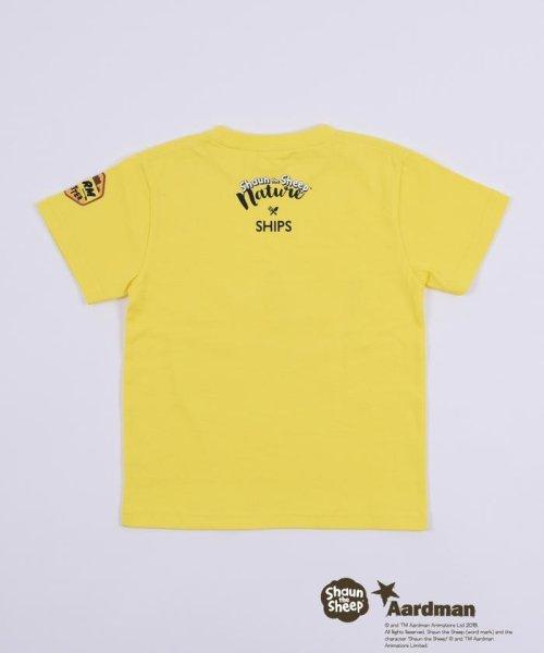 SHIPS KIDS(シップスキッズ)/SHIPS KIDS:ひつじのショーン ネイチャー TEEシャツ(80〜90cm)/512320382_img07