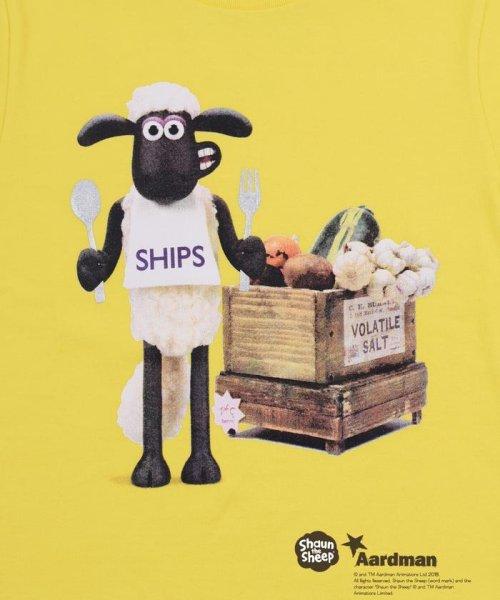 SHIPS KIDS(シップスキッズ)/SHIPS KIDS:ひつじのショーン ネイチャー TEEシャツ(80〜90cm)/512320382_img08