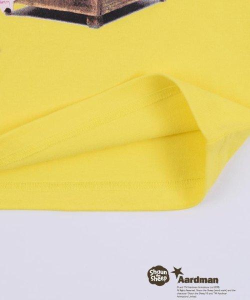 SHIPS KIDS(シップスキッズ)/SHIPS KIDS:ひつじのショーン ネイチャー TEEシャツ(80〜90cm)/512320382_img12