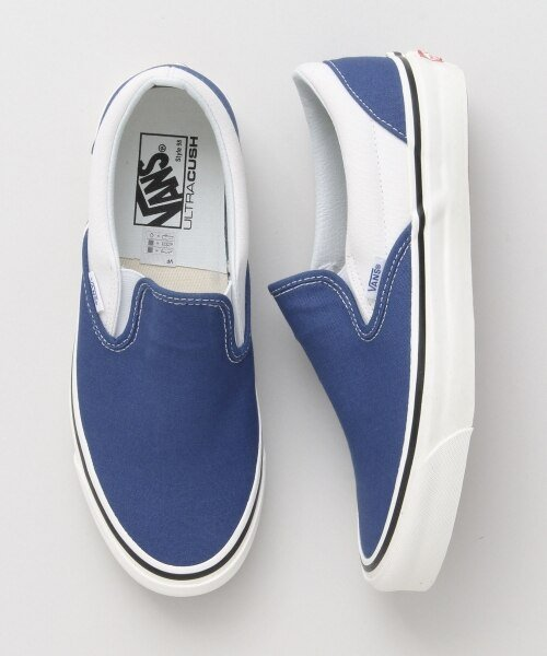 URBAN RESEARCH Sonny Label(アーバンリサーチサニーレーベル)/VANS ClassicSlip-On 98DX/VN0A3JEXQF7-SM_img02