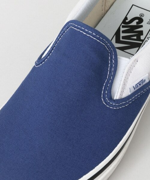 URBAN RESEARCH Sonny Label(アーバンリサーチサニーレーベル)/VANS ClassicSlip-On 98DX/VN0A3JEXQF7-SM_img08