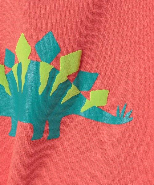 LAGOM(ラーゴム)/恐竜プリントTシャツ/1206541221411_img03