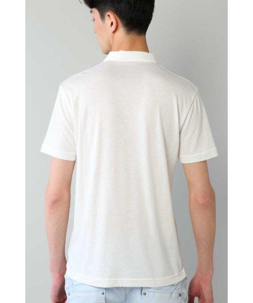 TORNADO MART(トルネードマート)/Zero by TORNADO MART∴バタフライ&スモークプリントプリントポロシャツ/6318178500_img07