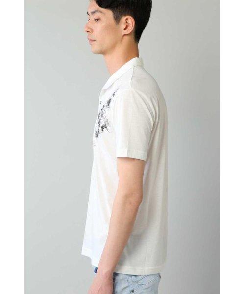 TORNADO MART(トルネードマート)/Zero by TORNADO MART∴バタフライ&スモークプリントプリントポロシャツ/6318178500_img08