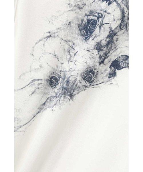 TORNADO MART(トルネードマート)/Zero by TORNADO MART∴バタフライ&スモークプリントプリントポロシャツ/6318178500_img14