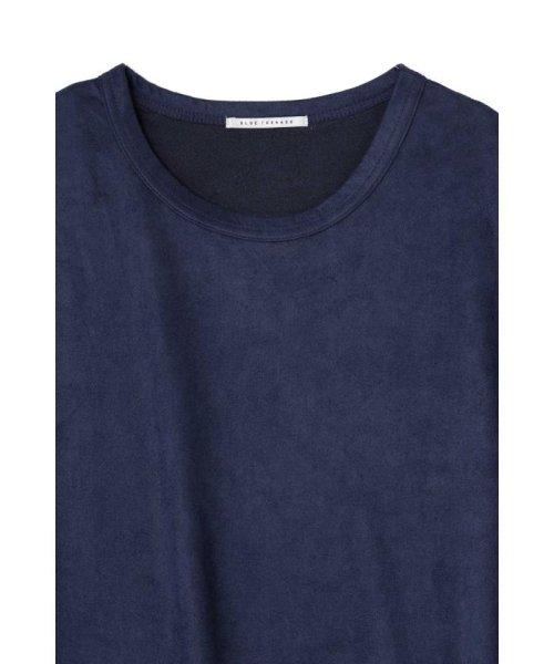 TORNADO MART(トルネードマート)/BLUE TORNADO∴カットスエードBigシルエットTee/6318178808_img10