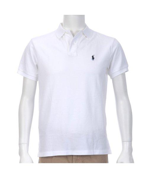 Polo Ralph Lauren(ポロラルフローレン)/ポロラルフローレン(メンズ) ポロシャツ 半袖/MNBLKNIM1P10017_img13