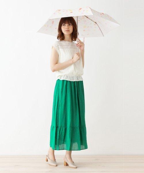grove(グローブ)/カラフル晴雨兼用折りたたみ傘/99990976941150_img07