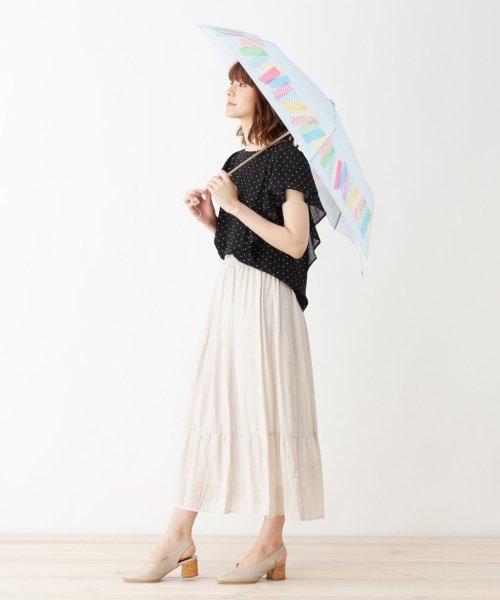 grove(グローブ)/カラフル晴雨兼用折りたたみ傘/99990976941150_img08