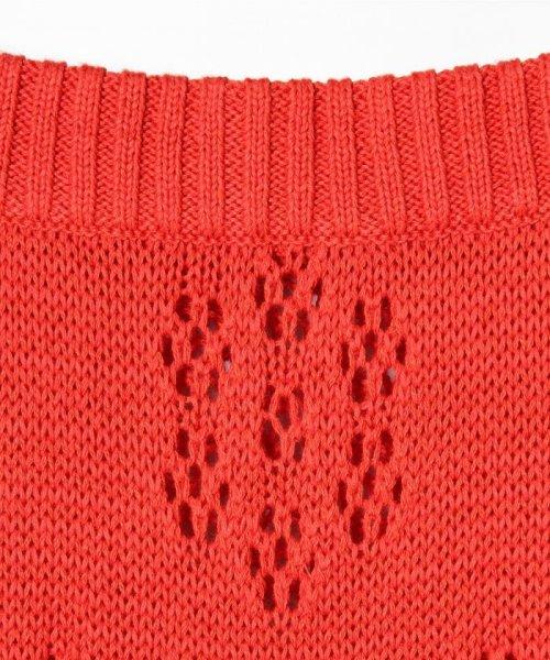 GRACE CONTINENTAL(グレースコンチネンタル)/フラワーパターンニットスカート/18223063_img11