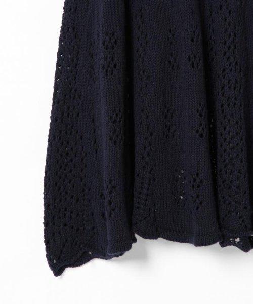 GRACE CONTINENTAL(グレースコンチネンタル)/フラワーパターンニットスカート/18223063_img20