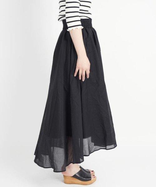Khaju(カージュ)/Khaju:ギャザースカート/323220071_img12