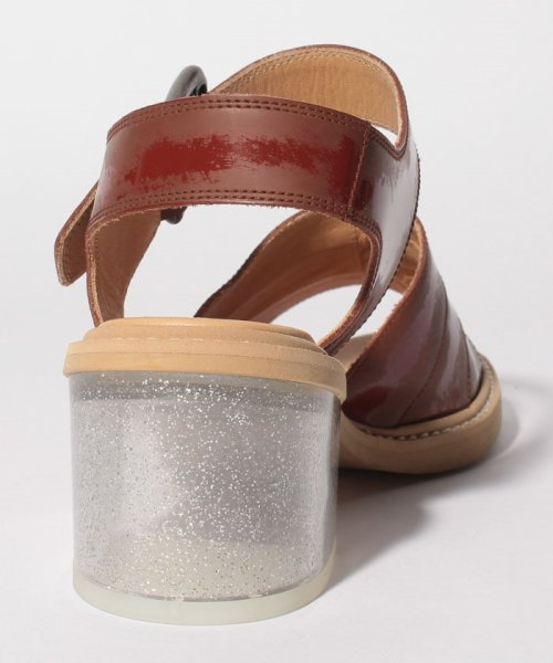 MM6 Maison Margiela(MM6 メゾンマルジェラ)/【MM6 Maison Margiela/エムエム6 メゾンマルジェラ】Sandals/40WP0065X9690_img02