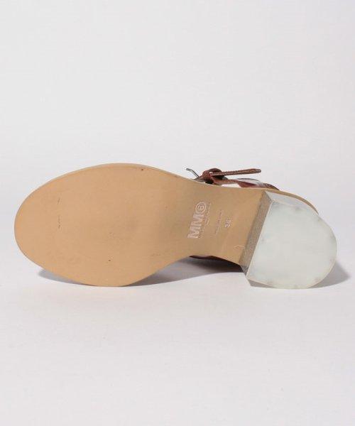MM6 Maison Margiela(MM6 メゾンマルジェラ)/【MM6 Maison Margiela/エムエム6 メゾンマルジェラ】Sandals/40WP0065X9690_img03