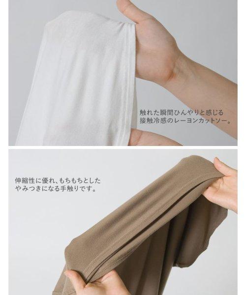 Re:EDIT(リエディ)/ポケット付きTシャツ/117514_img05